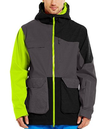 Charcoal Coldgear® Infrared Ghost Shell Jacket - Men