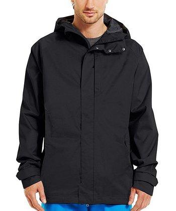 Black Coldgear® Infrared Bonedust Shell Jacket - Men