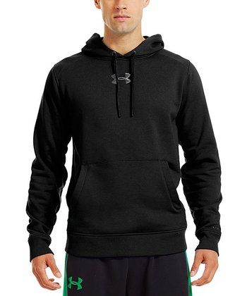Black Charged Cotton® Storm Hoodie - Men & Tall