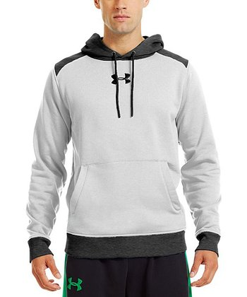 White Charged Cotton® Storm Hoodie - Men & Tall