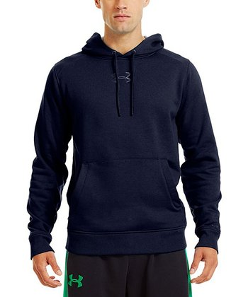 Midnight Navy Charged Cotton® Storm Hoodie - Men & Tall