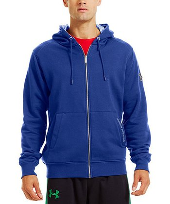 Royal Charged Cotton® Storm Zip-Up Hoodie - Men
