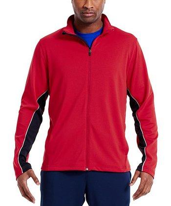 Red Reflex Jacket - Men