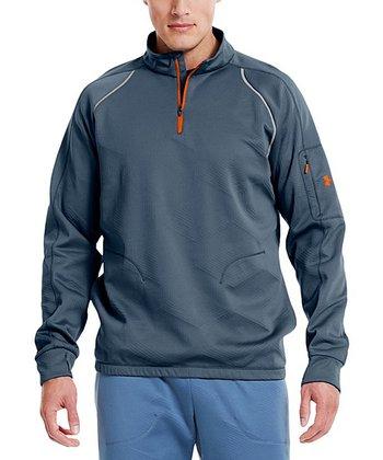 Bolt Gray ColdGear® Infrared Survivor Jacket - Men & Tall