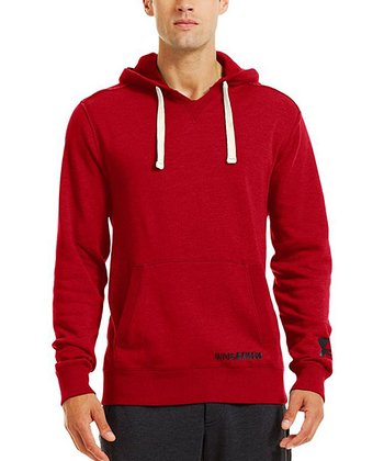 Red Charged Cotton® Legacy Hoodie - Men