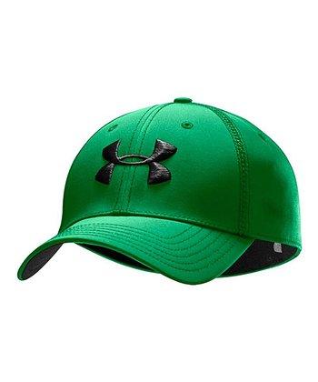Astro Green Huddle Stretch Fit Cap