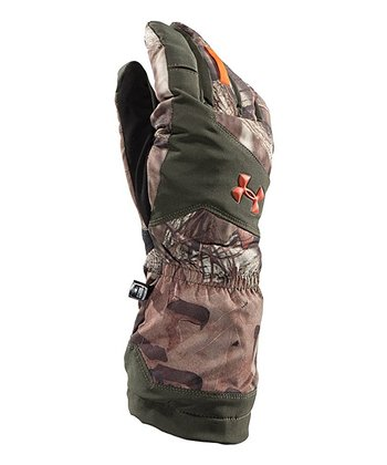 Mossy Oak ColdGear® Infrared Gunpowder Gloves