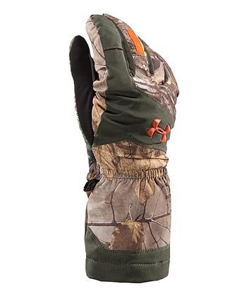 Real Tree Ap-Extra ColdGear® Infrared Gunpowder Gloves