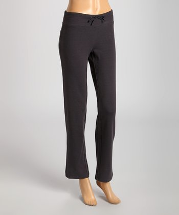 Charcoal Gray Lounge Pants