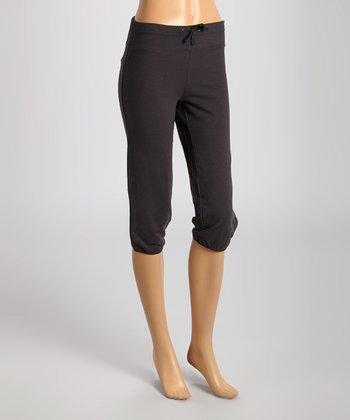 Charcoal Gray Sweatpants