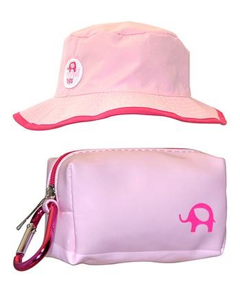 Light Pink Floppy Sunhat