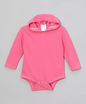 Kidz Stuff Pink Sun-Blocker™ Romper - Infant