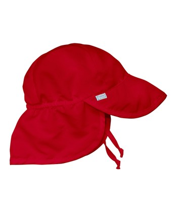 i play Red Flap Sun Hat