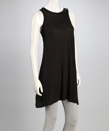 Carbon Sleeveless Dress