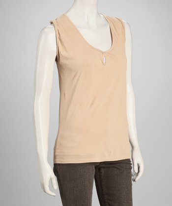 Powder Sleeveless Top