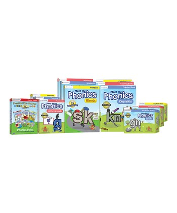Preschool Prep Phonics Set