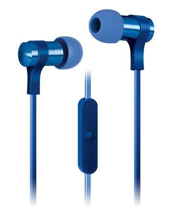 Blue Strike Microphone Earbuds