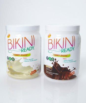 Bikini Ready Vanilla Crème & Chocolate Nutrition Shake Mix Set