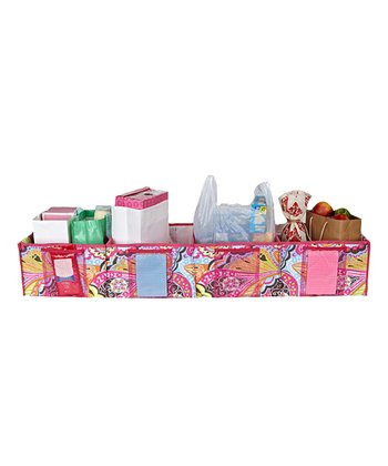 Sierra Santa Cruz Shopping Trunk Organizer