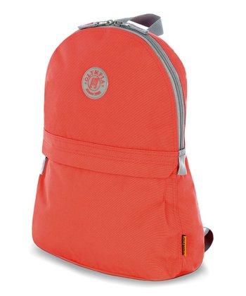 Orange Academy Eco Backpack
