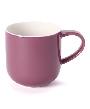 Purple Coppa Mug
