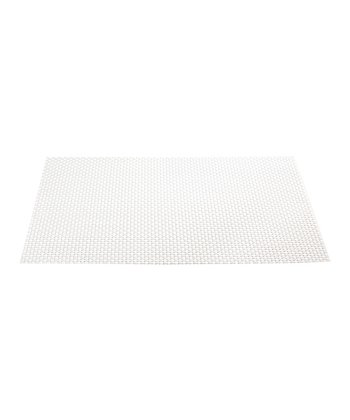 White Place Mat - Set of Four