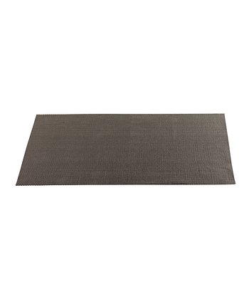 Black & Brown Place Mat - Set of Four
