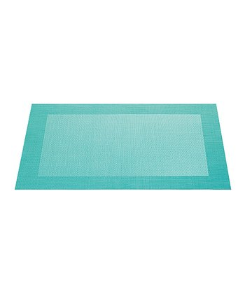 Turquoise Place Mat - Set of Four