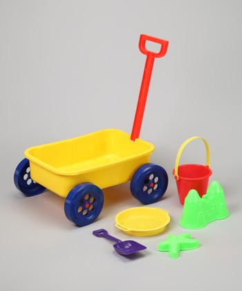 Beach Wagon Set