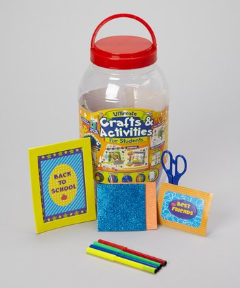 Ultimate Crafts & Activities For Students Craft Barrel