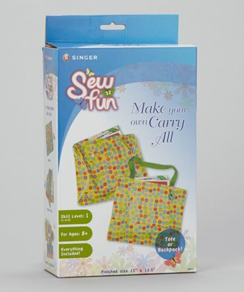 Sew Fun Make Your Own Carry All Kit