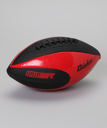 Red Grip Soft Junior Football
