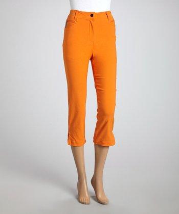 Mango Capri Pants
