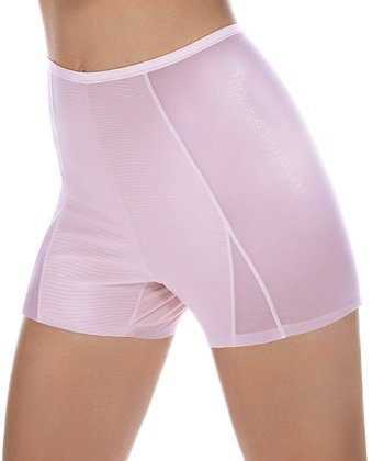 BodyWrap Lilac Shaper High-Waist Shorts - Women