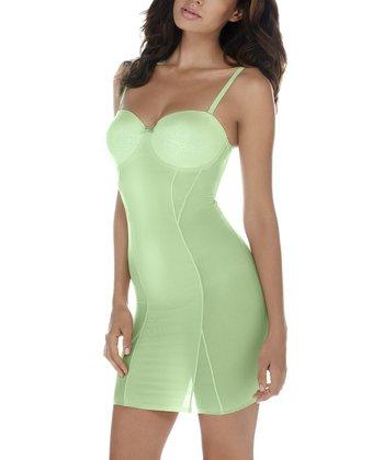BodyWrap Lime Convertible Shaper Slip - Women