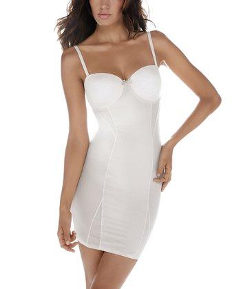 BodyWrap White Convertible Shaper Slip - Women
