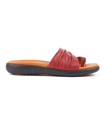 Red Belle Sandal