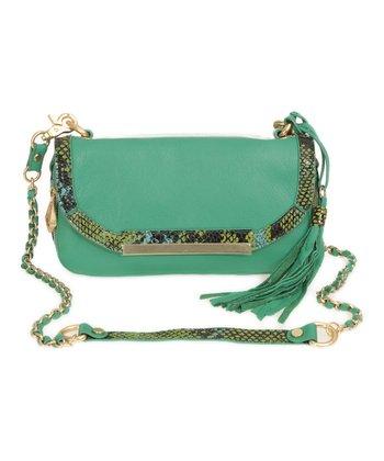 Sloane & Alex Jade Sydney Leather Convertible Crossbody Bag