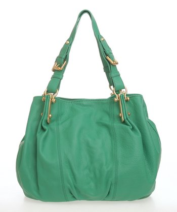 Sloane & Alex Jade Raleigh Leather Tote