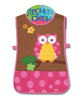 Owl Craft Apron