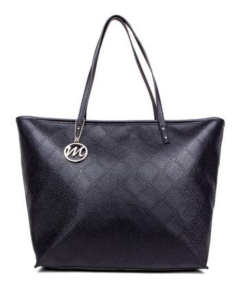 Black Kelley Tote