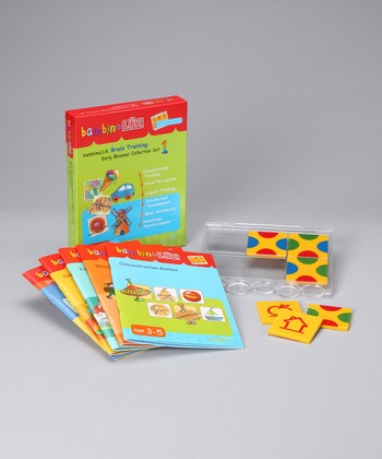 Early Bloomer BambinoLUK Brain Training Set