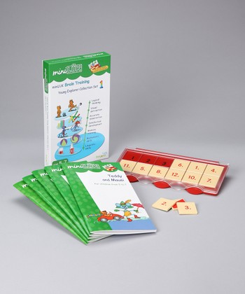 Young Explorer MiniLUK Brain Training Set