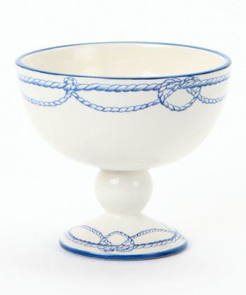 Ceramic Pedestal Bowl