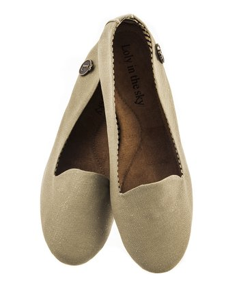 Loly in the Sky Tan Miriam Loafer