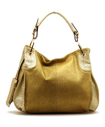 Gold Eva Hobo