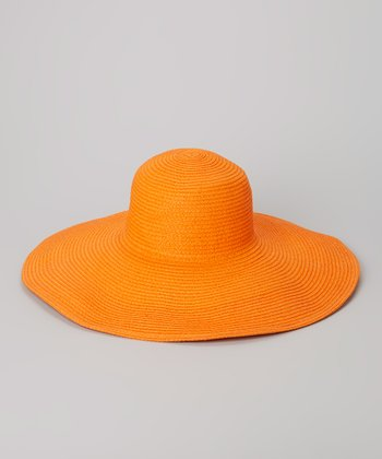 Orange Sunhat