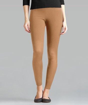 Flax Sensible Chic Ponte Leggings - Women & Plus