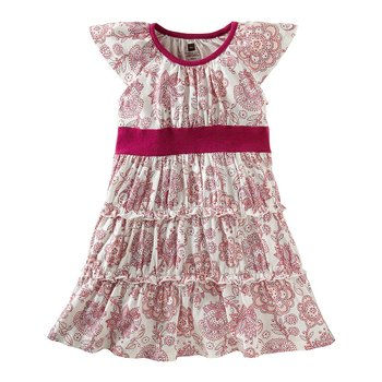 Milk Kavadi Twirl Dress - Infant & Girls