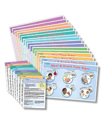 German Laminated Placemat/Poster Set